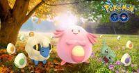 ポケモンGO:秋のキャンペーンを実施中!