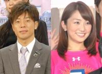 陣内智則、松村アナの「笑顔が好き」 生電話で結婚報道を認める