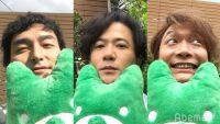 稲垣・草なぎ・香取がSNSデビュー ファンサイト「新しい地図」にもリンク登場