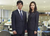 松嶋菜々子、映画『ホワイト アウト』以来17年ぶり織田裕二と共演 WOWOWドラマ初出演