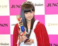 4代目ジュノンガールGPは小6の岸畑来瞳さん 憧れは「永野芽郁さん!」