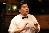 サンド富澤、『BG』第6話ゲスト 飲食店の店員役でボケる