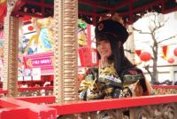 長濱ねる、故郷・長崎凱旋で大フィーバー 皇后役でパレード出演、観光大使にも就任