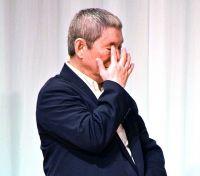 【東スポ映画賞】ビートたけし、大杉漣さんを思い涙 何度も目頭ぬぐう
