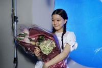 芳根京子、『海月姫』涙の撮了「明日からガニ股歩きやめる」