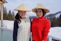 浅田姉妹、2人きりの路線バス旅へ 過去、将来、本音トークで涙