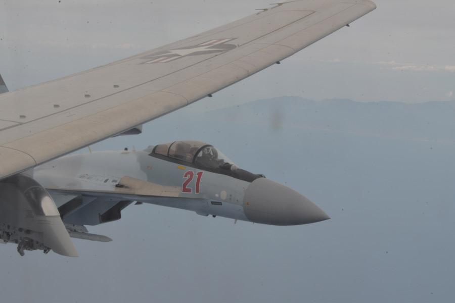 ロシア軍戦闘機地中海でアメリカ軍機に異常接近 アメリカ側が抗議 ...