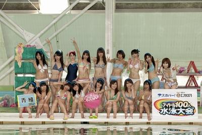 水泳 大会 スカパー