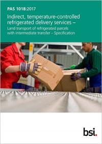 BSIグループジャパン(英国規格協会)、小口保冷配送サービスに関する国際規格 PAS 1018を発行