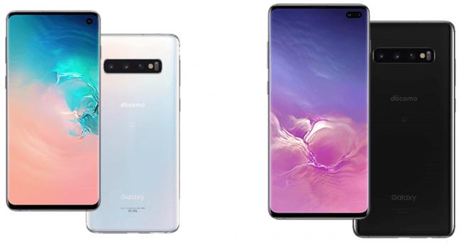 最新スマートフォン「Galaxy S10│S10+」いよいよ登場 全国docomoショップ、家電量販店等で6月1日
