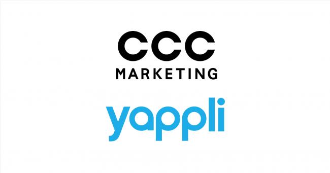 CCCマーケティングとヤプリ、デジタルプラットフォーム事業において協業