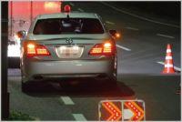 高速道路はパトカーの自損事故が意外に多かった
