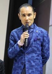 片岡鶴太郎がプロジェクトのシダックス・アカデミーの特別理事に就任