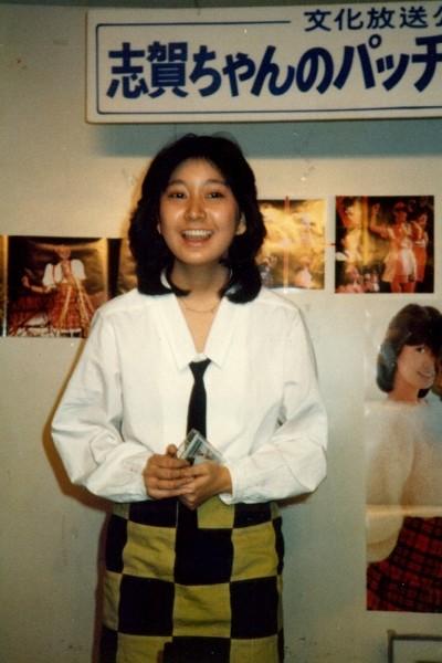 帰ってきたアイドル親衛隊】花の82年組でイチオシだった新井薫子の出 ...