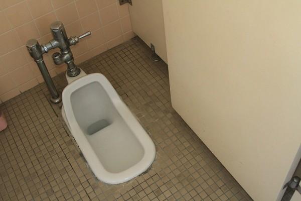 未解決事件 トイレ