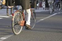 日本人はやっぱりすごい!?信号待ちをする2台の自転車に、訪日中国人が感心=中国ネット「中国とは真逆」「日本には一度行くべき」