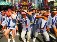<写真特集>日本の祭りは熱かった!浅草・三社祭で出会ったワンシーン