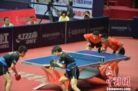 <卓球>張本・木造組が世界選手権「金」の中国ペアに大逆転勝利!=中国メディア「番狂わせと言えるのか」、ネット「日本が力を付けてきてる?」