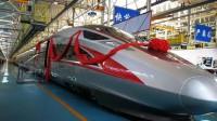 新たな高速鉄道車両がお目見え、復興号と命名=最高時速は400キロ―中国