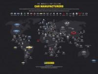 世界的人気ブランドはトヨタ!自動車ブランド販売地図―米メディア