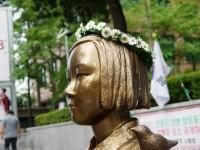 足首にチェーンロックの韓国の慰安婦像、またも受難=「親日派の仕業に違いない」「歴史を再教育する必要がある」―韓国ネット