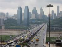 洗車中に車もろとも長江へ、男性が行方不明―中国