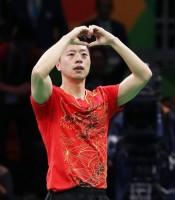卓球世界王者・馬龍、10月のW杯出場資格剥奪も、ボイコット騒動で―中国メディア