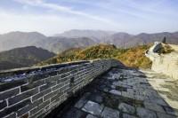 万里の長城で暴挙!アウトドア愛好家の問題行為で壁が真っ黒に―中国