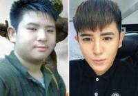 マレーシアに住む中国系の男性は太っているだけでなく、目も小さいという「残念な」外見のため、学校内ではいじめに遭い、ついにはガールフレンドにも振られてしまった。このことをきっかけに、整形して生まれ変わることを決心し、爽やかな若いイケメンへと変貌を遂げた。(Record China)