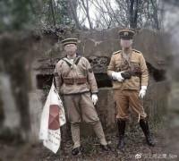 中国でまた旧日本軍の軍服姿で写真、抗日烈士の英霊前で―中国メディア