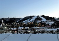 平昌五輪はもう終盤なのに…韓国の五輪用ホテルがいまだ「工事中」の理由