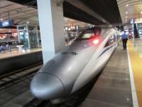 新幹線で先行した日本、追いかける中国高速鉄道の未来は―米華字メディア