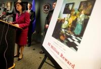 米ネット詐欺で男逮捕、「史上最大の盗難事件の絵画売ります」