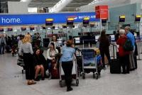 英BA、ヒースロー空港出発便は30日に完全復旧へ