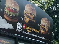 焦点:早さより味重視、マクドナルドが賭ける生肉使用バーガー