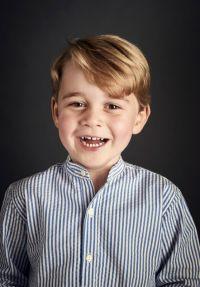 英国のジョージ王子が4歳に、新たな写真公開