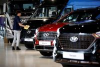 韓国の現代自、第2四半期は51%減益 米中販売低迷で