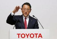 トヨタ社長が自工会会長を代行、モーターショーに向け