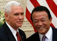 日米経済対話、通商・北朝鮮問題を協議