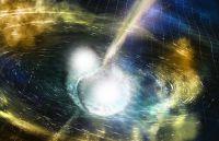 重力波と光で天体合体を初めて観測、重金属発生の謎解明も