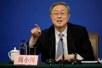 中国人民銀行総裁、退任は「まもなく」と発言