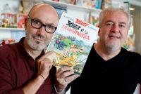 フランスの漫画「アステリックス」、人気根強く第37作を出版