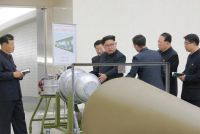北朝鮮局長「核保有は死活問題」、米国と協議計画せず=ロシア通信
