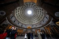 古代ローマ遺跡パンテオン、来年5月から2ユーロの入場料必要に