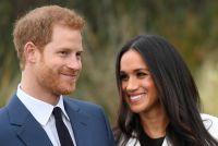 英ヘンリー王子とマークルさん、結婚式は来年5月19日