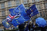 英世論調査、EU残留希望が国民の過半数に