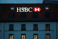 英HSBC、為替不正取引で罰金など1億ドル 米司法省と和解