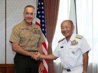 日米どちらかへの攻撃は双方への攻撃と同じ=米軍統合参謀本部議長