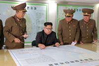 北朝鮮が東岸で防衛強化、米爆撃機飛行で─韓国情報当局=聯合ニュース
