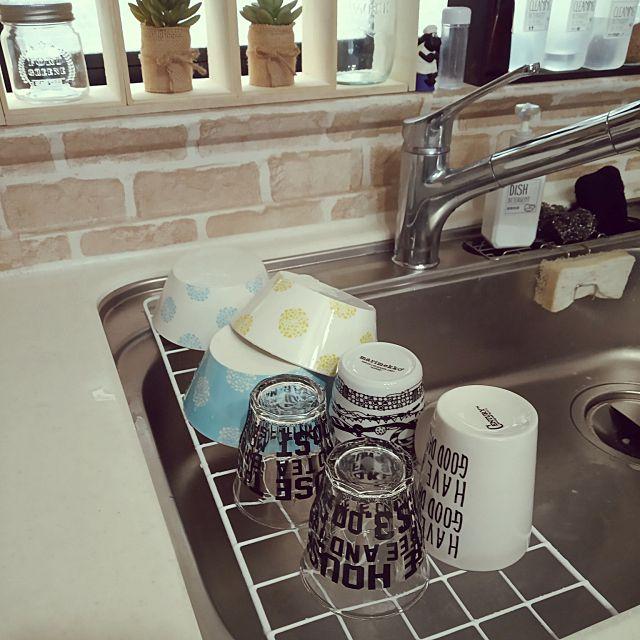 100均アイテム大活躍!キッチンで使える水切りのアイデア - ローリエプレス
